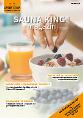 szauna king magazin winter