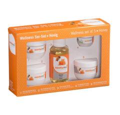 Wellness csomag 5 részes méz
