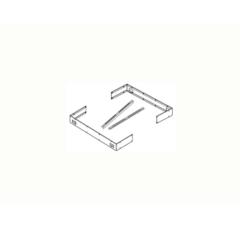 Sentiotec 4-seitig Halterungsset für Ofenreling (Concept R Mini)