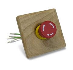 EOS Vészleállító gomb