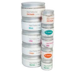 Aqua Peeling-Salz in 5 Duften, 50g