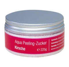 Aqua Peeling-Zucker in 5 Duften, 225g