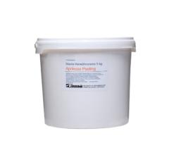 Szaunakrém, sárgabarack-peeling effekttel,  5kg