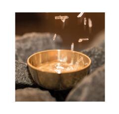 Schale für Mentholkristalle