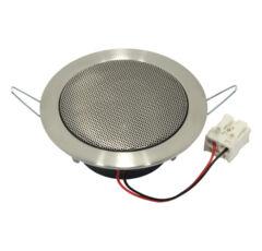 Mennyezeti hangszóró DL 8 ES, rozsdamentes acél