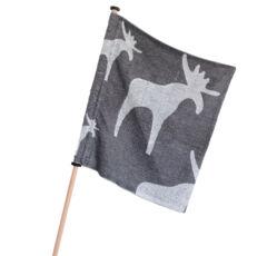 Zászló 2. szett Finnsa jávorszarvas motívummal