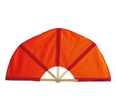 Finnsa szaunalegyező STANDARD (összecsukva 72cm, kinyitva 105cm) Narancs/piros színben