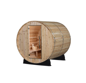 Fass-Sauna Pinnacle zum Selbstbau (Aussensauna)