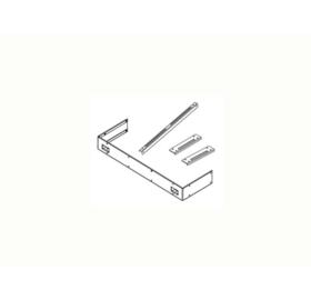 Sentiotec Halterungsset für Ofenreling (Concept R Mini)