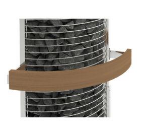 Sentiotec beépítőkeret Tower Heater sarok szaunakályhához