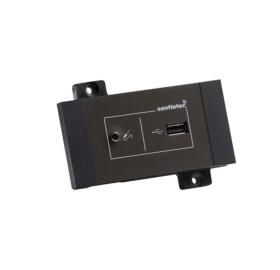 Sentiotec USB Dokkoló SOUND & LIGHT+