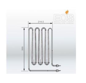 EOS Fűtőszál szaunakályhákhoz - 2500 W