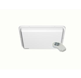 Collaxx fényterápiás készülék FL 2000. (33,6 x 24,1 x 3,5 cm), keret nélkül, gőzfürdőhöz