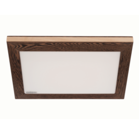 Collaxx Farblichtgerät FL2000.  (36 x 26,4 x 3,5 cm) Exklusiv in Wenge und Abachi