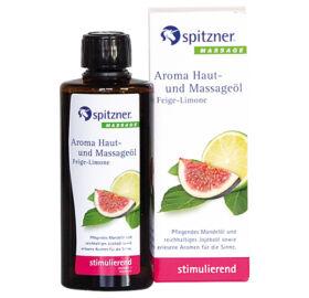 Haut- und Massageöl, Feige-Limone, 190 ml