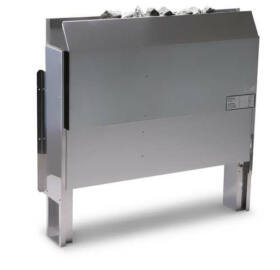 EOS Finn szaunakályha 46U Kompakt (fal mögé építhető), 6kW-7,5kW (kő nélkül)