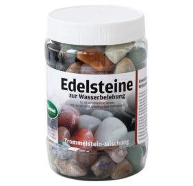 Edelsteine zur Wasserbelebung, Trommelstein-mischung, ca. 1,2 kg