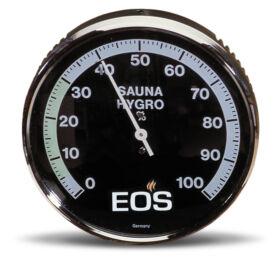 EOS Hygrometer, rund, Wandmontage
