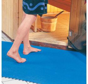 UV-álló lábrács kül- és beltérre, 10m, 75cm széles, kék