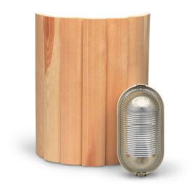 Szauna sarok lámpa Mikkeli (lámpa + búra)