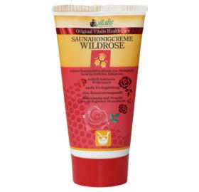 Szaunaméz rózsa illattal 150 g