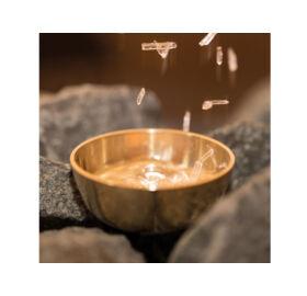 Verdampferschale für Mentholkristalle