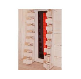 Ergonómikus IR-háttámla hársfából (350W infra szetthez)