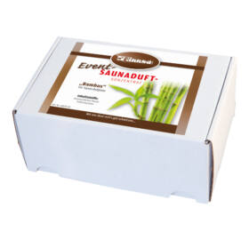 """EVENT-SAUNA"" Duftbox, sortenrein, 24x15ml"