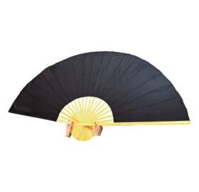 Finnsa szaunalegyező L, (összecsukva 60cm, kinyitva 102cm) Fekete színben
