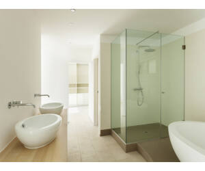SAUNA KING Üveg zuhanykabin (90x120cm MA: 200cm) - 4 üvegszín választható