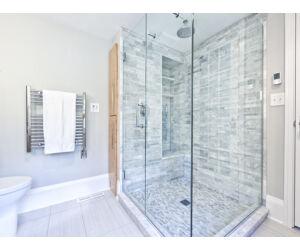 SAUNA KING Üveg zuhanykabin (100x100cm MA: 200cm) - 4 üvegszín választható