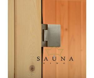 Fass-Sauna Pinnacle zum Selbstbau