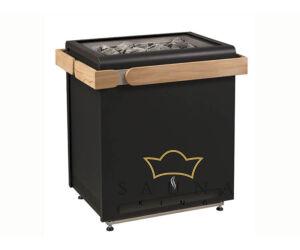 Sentiotec Holzreling groß für Concept R Saunaofen