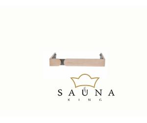 Sentiotec Holzreling klein für Concept R Mini Saunaofen