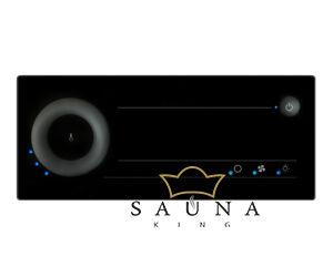 Sentiotec Saunasteuerung Just Sauna (Finnisch) Weiss