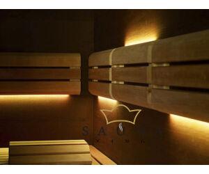 Collaxx Modulare Sauna-Lichtleisten 49 cm (LL49)