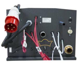 EOS Dampfgenerator SteamRock Premium mit EmoTouch 3 Steuerung