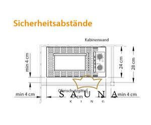 EOS Finn szaunakályha Filius Control, 4,5kW-7kW (kő nélkül)