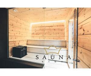 HARVIA Virta Combi Saunaofen ohne Steuerung, 11 kw