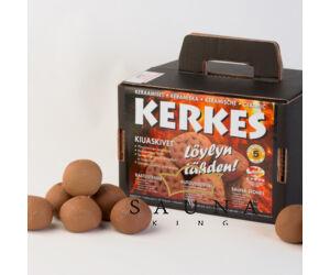 """Saunasteine """"Kerkes"""", groß, Ø 80 mm, 10kg"""