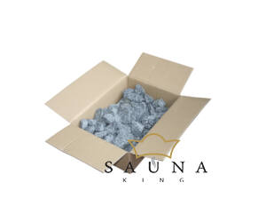 Szaunakő, 5 - 10 cm, 20 kg
