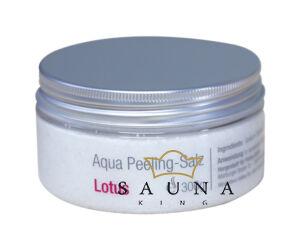 Aqua Peeling-Salz in 5 Duften, 300g