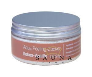 Aqua Peeling-Zucker in 5 Optionaler Duften, 225g