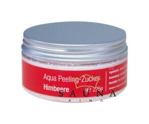 Aqua peeling cukor, 5 választható illat, 225 g