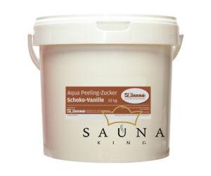 Aqua Peeling-Zucker in 5 Duften, 10kg