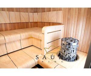 HARVIA Cilindro Saunaofen Edelstahl mit intergierter Steuerung 9 kw
