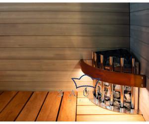 HARVIA Finn szaunakályha Glow Corner E, 7,0 - 9,0 kW