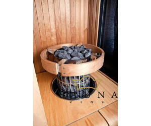 Schutzgeländer für Cilindro Ofen 7 - 9,0 kW