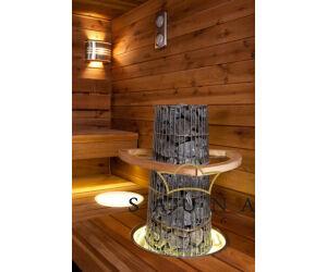 Fa kályhavédő keret, Kivi kályhához