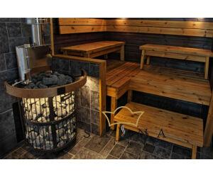 Fa kályhavédő keret, Legend 11,0 kW kályhákhoz